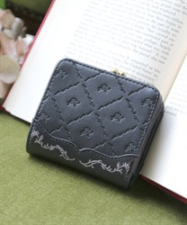 Mini wallet(Black-M)