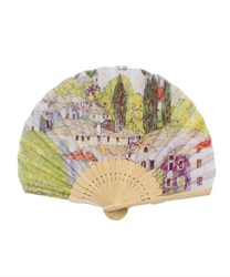 Klimt Danube river fan(---M)