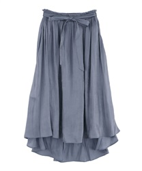 【MAX80%OFF】Long skirt_AS291X12(Blue-M)