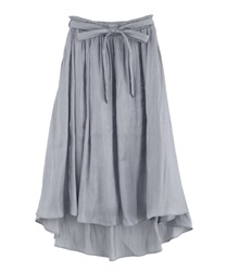 【MAX80%OFF】Long skirt_AS291X12(Grey-M)