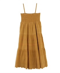 【MAX80%OFF】Long skirt_BK292X01(Yellow-Free)