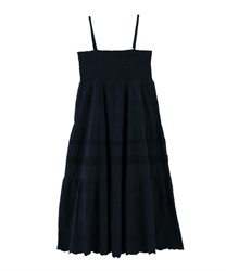【MAX80%OFF】Long skirt_BK292X01(Navy-Free)