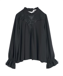 Blouse PO(Black-Free)