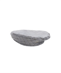 Logo Embroidery Beret(Grey-M)