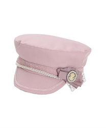 Marine Casket with corsage(Pale pink-M)