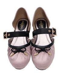 【2Buy20%OFF】Shoes_DN621X21P(Pale pink-S)