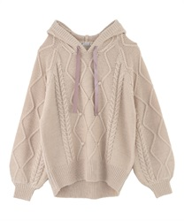 【2Buy20%OFF】Tops_FN131X16(Beige-Free)