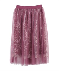 【MAX80%OFF】Skirt_FN285X07(DarkPink-Free)