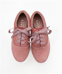Combination sneakers(Pale pink-S)