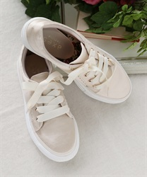 Low cut sneaker(Beige-S)