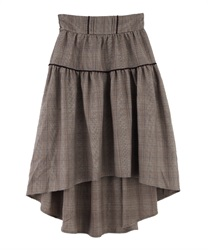 Skirt_IM281X03P(Brown-Free)