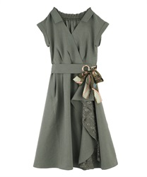 Dress_IM351X33(Khaki-Free)