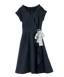 Dress_IM351X33(Navy-Free)