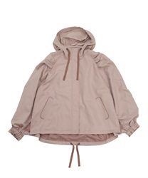 【MAX70%OFF】Backgather short mods coat(Pale pink-Free)
