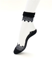 Lace Pattern Socks