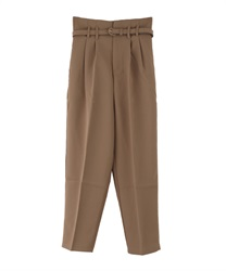 【MAX70%OFF】Center Press Pants(Beige-M)