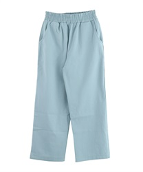 Easy pants with pockets [online only](Blue-Free)