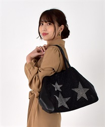 Star studs bag [online limited product]