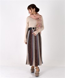 Skirt_TE20SSX56(Pale pink-Free)