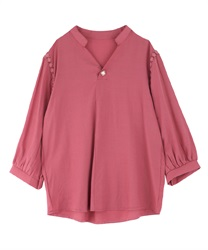 Skipper blouse(Red-Free)
