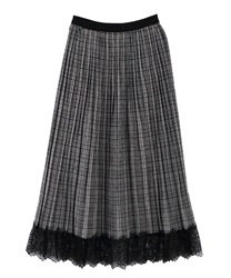 【MAX80%OFF】Skirt_TE285X06(Black-Free)