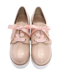 Glitter line shoes(Pale pink-S)