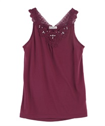 Tank top_TS1X334(DarkPink-Free)