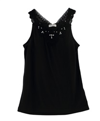 Tank top_TS1X334(Black-Free)