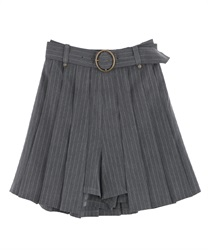 Pleated Layered Culottes(Chachol-Free)