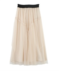 Long skirt_TS291X08P(Ecru-Free)