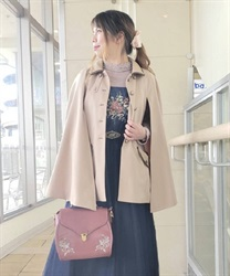 Pipping cape coat