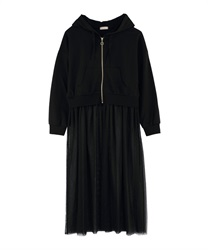 【2Buy20%OFF】Cardigan_TS63X01P(Black-Free)