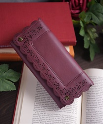 Panching long wallet(Wine-M)