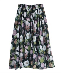 Long skirt_VE291X04(Black-Free)