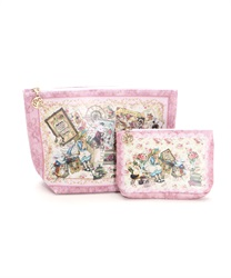 Rose Alice Pouch Set(Pale pink-M)