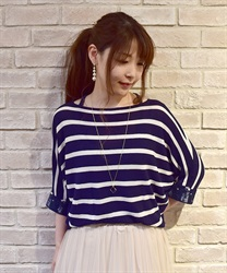 Tops_AS131X15(Navy-Free)