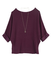 【MAX80%OFF】Tops_AS131X16(Purple-Free)