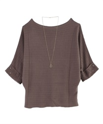 【MAX80%OFF】Tops_AS131X16(Mocha-Free)