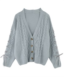 Knit cardigan_AS161X16