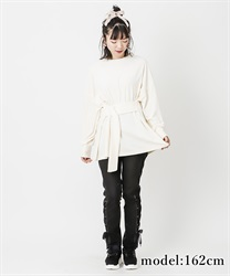 Marshmallow tunic(Cream-Free)