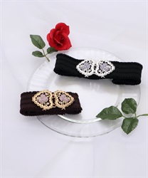 Heart Rose Rubber Belt