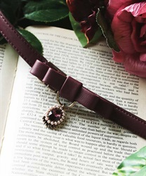 【Black Friday】Slide belt with pearls(Wine-M)