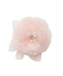 Millefeuille corsage(Pale pink-M)
