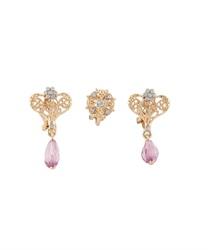 Earring_BL642X02(Pale pink-M)