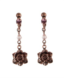 Earring_BL642X46(Pale pink-M)