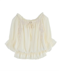 Willow Chiffon Blouse