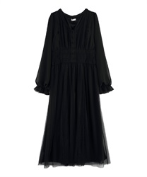 Dress_CI361X11(Black-Free)