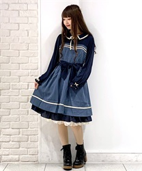 【Black Friday】A-line flared dress
