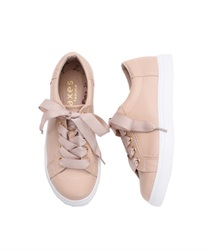 Low-cut sneakers(Pale pink-M)