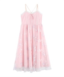 Etoile jumper skirt(Pale pink-Free)